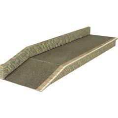 Model kit OO/HO: platform - stone - Metcalfe - PO235