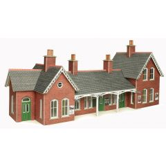 Model kit OO/HO: country station - Metcalfe - PO237