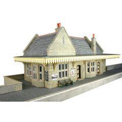 Model kit OO/HO: Wayside station - Metcalfe - PO338