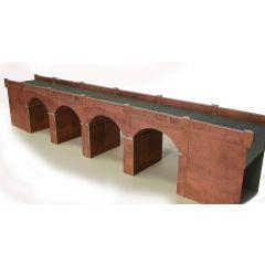Model kit OO/HO: Double track brick viaduct - Metcalfe - PO240