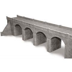 Model kit OO/HO: Double track stone viaduct - Metcalfe - PO241