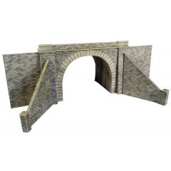 Model kit OO/HO: double track tunnel entrances -  Metcalfe - PO242