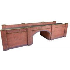 Model kit OO/HO: railway bridge - Metcalfe - PO246