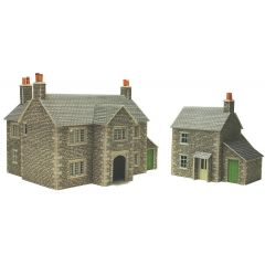 Model kit OO/HO: Manor Farm house - Metcalfe - PO250