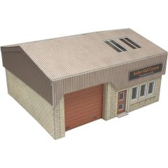 Model kit OO/HO: Modern Industrial Unit - Metcalfe - PO285
