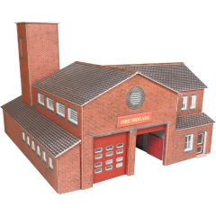 Model kit OO/HO: Firestation - Metcalfe - PO289
