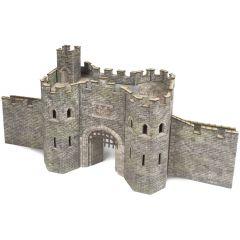 Model Kit OO - Castle Gatehouse - Metcalfe - PO291