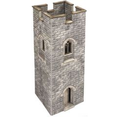 Model Kit OO - Watch Tower - Metcalfe - PO292