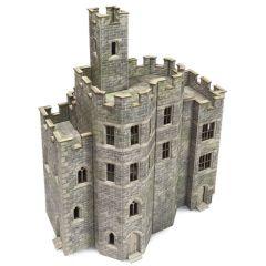Model Kit OO - Castle Hall - Metcalfe - PO294