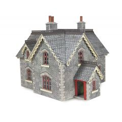 Model kit OO/HO: Settle / Carlisle railway station masters house - Metcalfe - PO335
