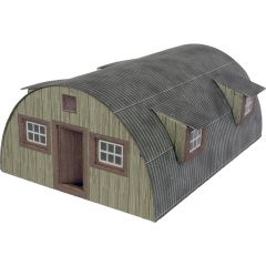 Model kit OO/HO: Nissen hut- Metcalfe - PO415