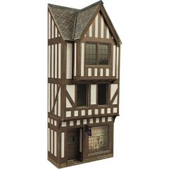 Model kit OO/HO: Low Relief Half timbered Shop Front - Metcalfe - PO421
