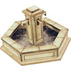 Model kit OO/HO: Stone Fountain - Metcalfe - PO522
