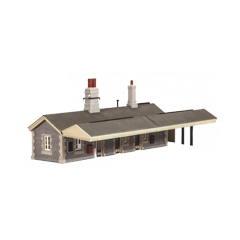 Model kit OO: GWR Station Building