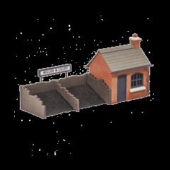 Model kit OO: Coal depot
