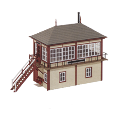 Model kit OO: Midland Signal box