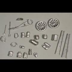 SSAM100 Scenic accessory: Farmyard junk