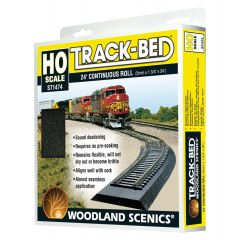 Track Bed HO/ OO scale Woodland scenics ST1474