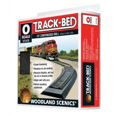 Track Bed O scale Woodland scenics ST1476