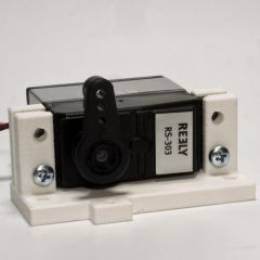Basic Model servo support for one standard servo