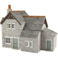 Model Kit OO - Gardeners cottage - Metcalfe - PO258