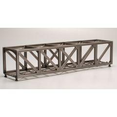 Model kit 00: single track truss bridge