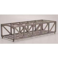 Model kit 00: double track truss bridge
