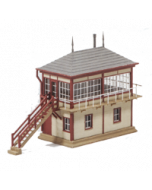 Model kit N: Midland Signal Box
