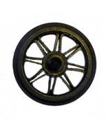 EM Finescale Wizard Wheels - 14mm open spoke
