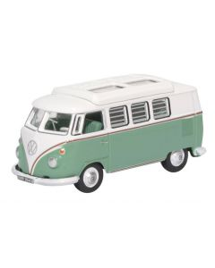 Volkswagen T1 - camper - Oxford Diecast - OO scale