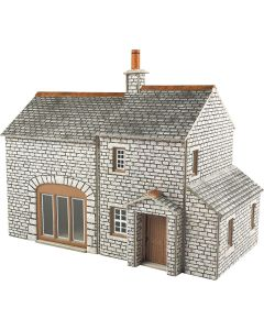 Model Kit OO - Crofters cottage - Metcalfe - PO259