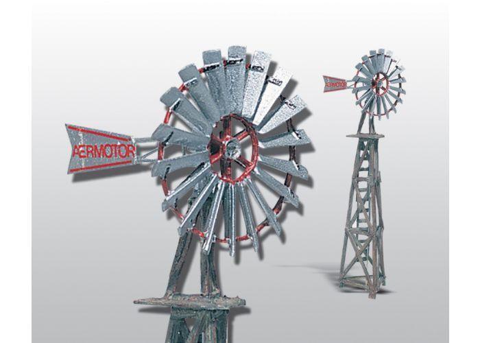 Aermotor windmill Woodland scenics D209