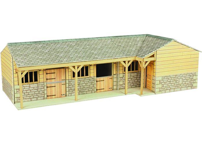 Model kit OO/HO: sable block - Metcalfe - PO256