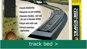 order track bed at englishmodelrailways.shop